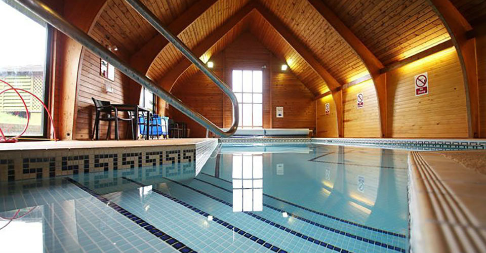 Indoor Swimming Pool and Hot Tubs